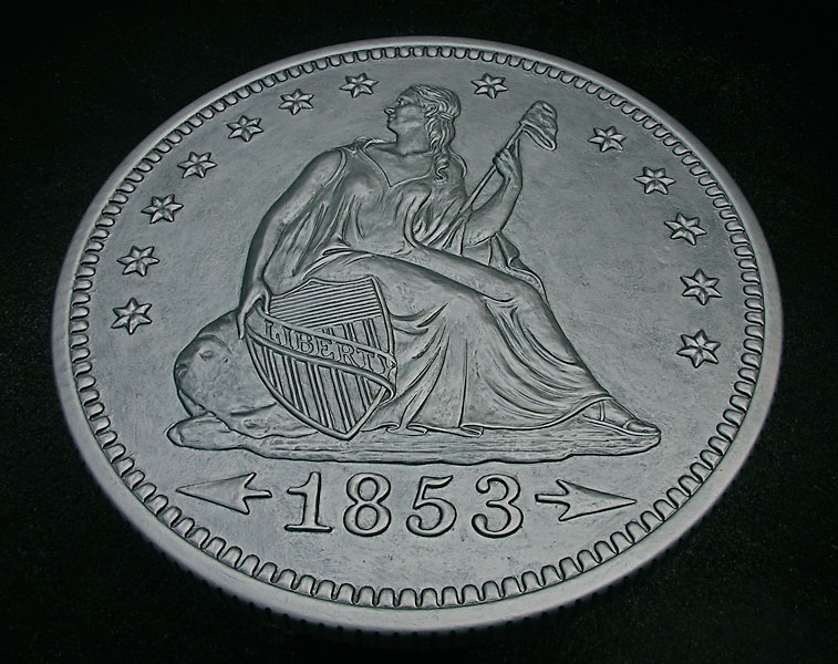 US Half Dollar Coin
